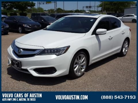 Pre-Owned 2016 Acura ILX 2.4L Front-wheel Drive Sedan