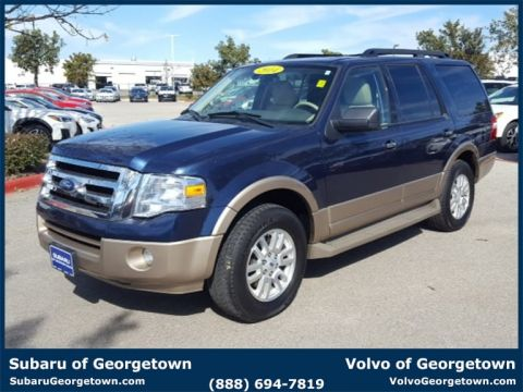 Pre-Owned 2014 Ford Expedition XLT 4x2 SUV
