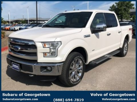 Pre-Owned 2016 Ford F-150  4x4 Truck SuperCrew Cab