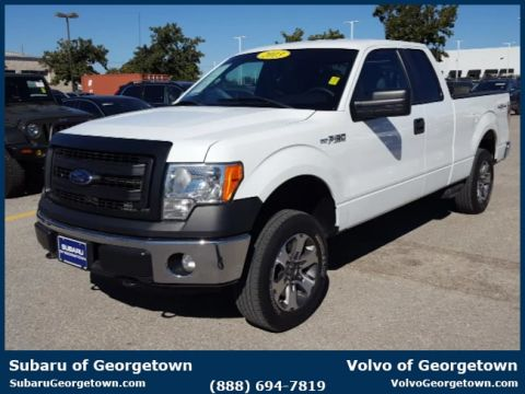 Pre-Owned 2013 Ford F-150  4x4 Truck SuperCab