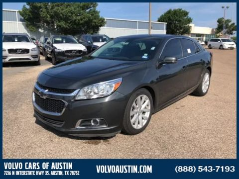 Pre-Owned 2014 Chevrolet Malibu LT w/2LT Front-wheel Drive Sedan