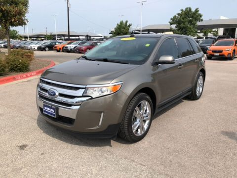 Pre-Owned 2013 Ford Edge Limited Front-wheel Drive SUV