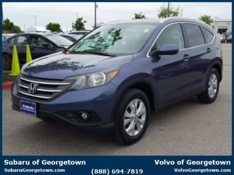 Pre-Owned 2014 Honda CR-V EX-L w/Navigation FWD Front-wheel Drive SUV