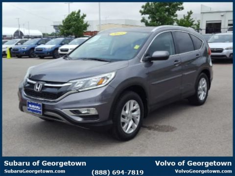 Pre-Owned 2015 Honda CR-V EX-L Front-wheel Drive SUV