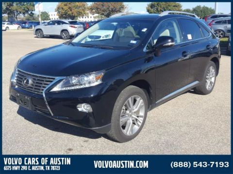 Pre-Owned 2015 Lexus RX 350  Front-wheel Drive SUV