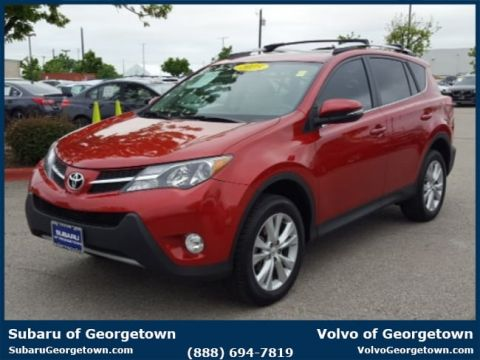 Pre-Owned 2015 Toyota RAV4  Front-wheel Drive SUV