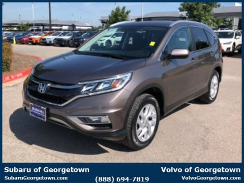 Pre-Owned 2015 Honda CR-V EX FWD Front-wheel Drive SUV