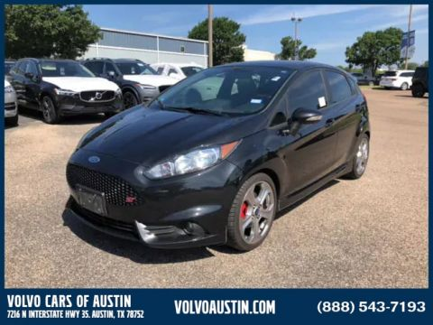Pre-Owned 2015 Ford Fiesta ST Front-wheel Drive Hatchback