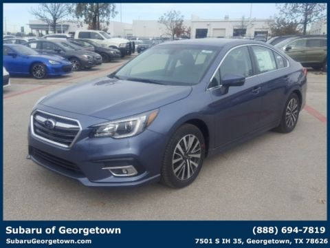New 2018 Subaru Legacy 2.5i Premium with EyeSight, Blind Spot Detection, AWD