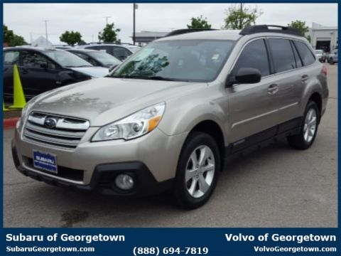 Certified Pre-Owned 2014 Subaru Outback 2.5i AWD