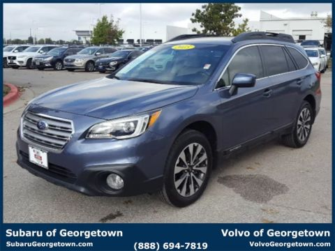Certified Pre-Owned 2015 Subaru Outback 2.5i Premium w/ Moonroof/Power Rear Gate AWD
