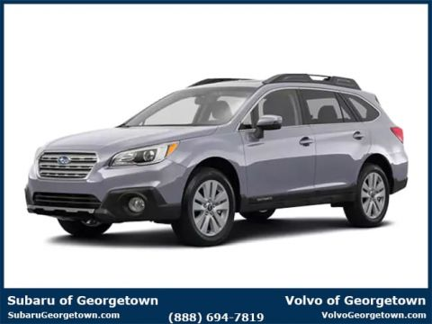 Certified Pre-Owned 2017 Subaru Outback 2.5i Premium with AWD