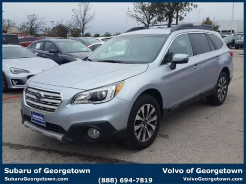 Certified Pre-Owned 2016 Subaru Outback 2.5i Limited AWD