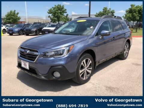 Certified Pre-Owned 2018 Subaru Outback 2.5i Limited AWD