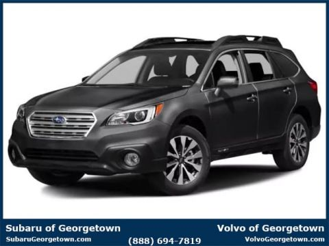 Certified Pre-Owned 2015 Subaru Outback 2.5i Limited w/Moonroof/KeylessAccess/Nav/EyeSight AWD