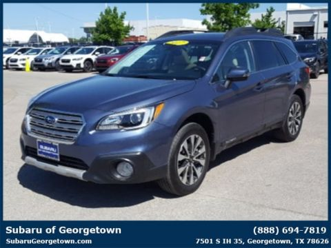 Certified Pre-Owned 2017 Subaru Outback 2.5i Limited AWD