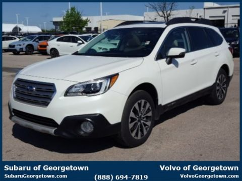 Certified Pre-Owned 2017 Subaru Outback 2.5i Limited with AWD
