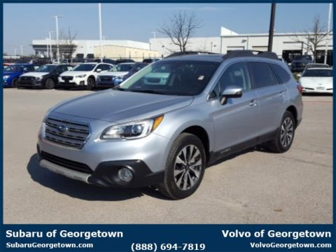Pre-Owned 2017 Subaru Outback 2.5i Limited with AWD
