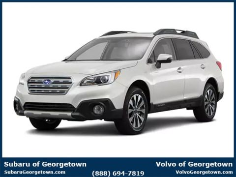 Certified Pre-Owned 2017 Subaru Outback 3.6R Limited with AWD