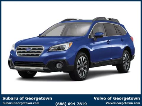 Pre-Owned 2017 Subaru Outback 3.6R Limited AWD