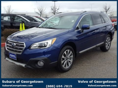 Certified Pre-Owned 2017 Subaru Outback 3.6R Touring with Starlink AWD