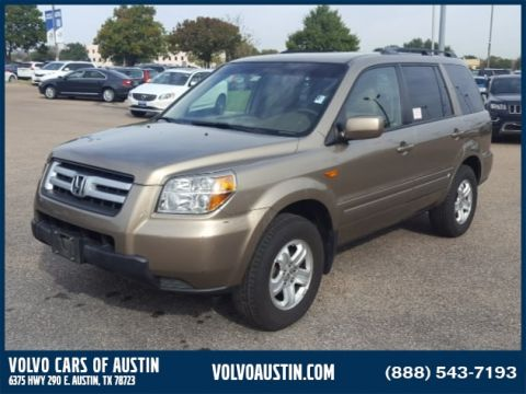 Pre-Owned 2008 Honda Pilot VP Front-wheel Drive SUV
