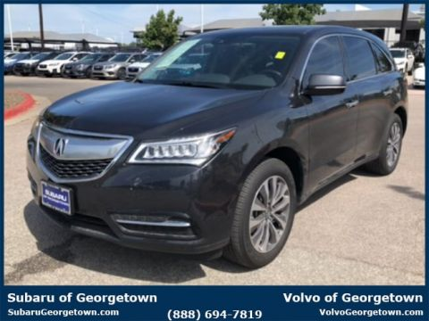 Pre-Owned 2016 Acura MDX MDX SH-AWD with Technology and AcuraWatch Plus Pac Super Handling All-W SUV