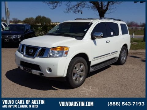 Pre-Owned 2014 Nissan Armada  4x4 SUV