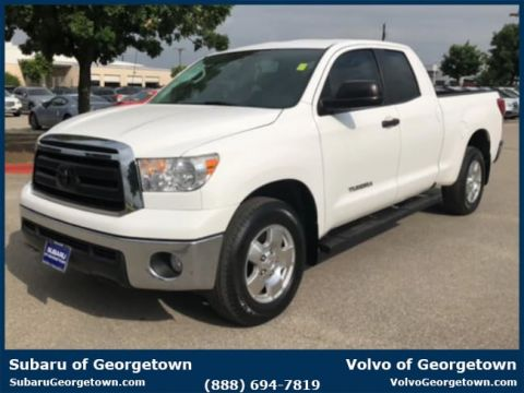 Pre-Owned 2012 Toyota Tundra 4.6L V8 Double Cab 4x2 4x2 Truck Double Cab