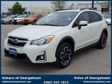Certified Pre-Owned 2017 Subaru Crosstrek 2.0i Premium AWD