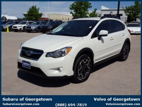 Certified Pre-Owned 2014 Subaru XV Crosstrek 2.0i Limited AWD