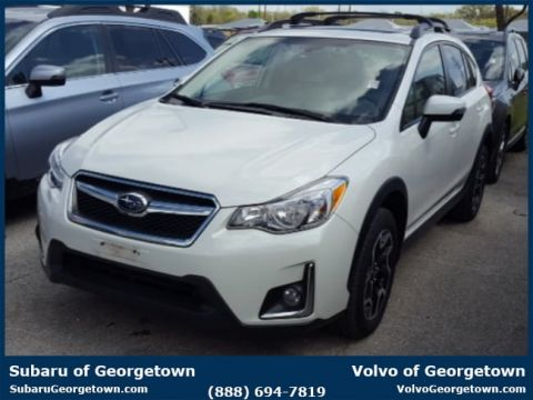 Certified Pre-Owned 2016 Subaru Crosstrek 2.0i AWD