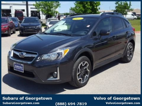 Certified Pre-Owned 2017 Subaru Crosstrek 2.0i Limited AWD