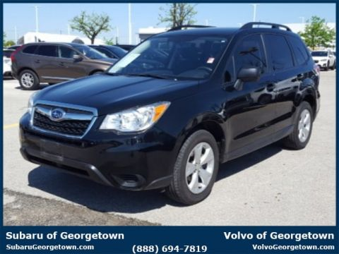 Certified Pre-Owned 2015 Subaru Forester 2.5i (CVT) AWD