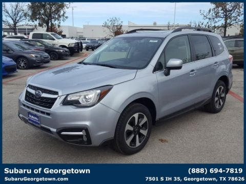 New 2018 Subaru Forester 2.5i Limited with Eyesight + Nav + Starlink AWD