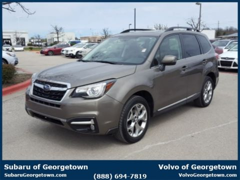 Certified Pre-Owned 2017 Subaru Forester 2.5i Touring AWD