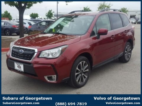 Pre-Owned 2017 Subaru Forester 2.0xt Premium AWD