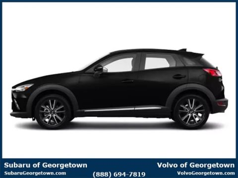 Pre-Owned 2016 Mazda CX-3 Grand Touring Front Wheel Drive SUV