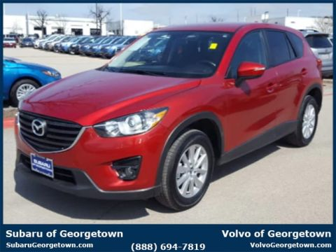 Pre-Owned 2016 Mazda CX-5 Touring Front-wheel Drive SUV