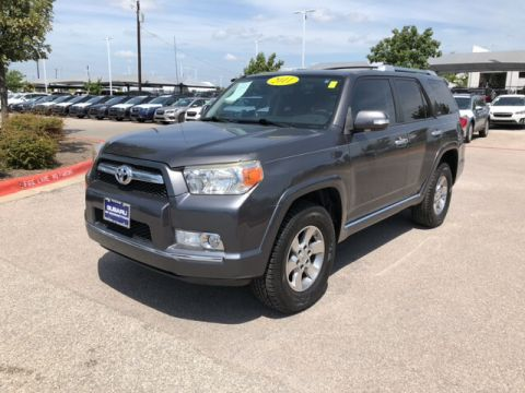 Pre-Owned 2011 Toyota 4Runner  4x4 SUV