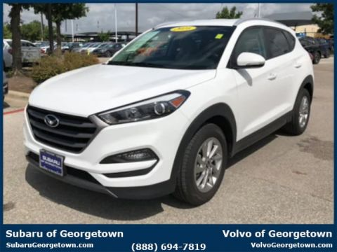 Pre-Owned 2016 Hyundai Tucson  Front-wheel Drive SUV