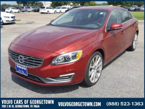 New 2016 Volvo S60 T5 Platinum Inscription Front-wheel Drive Sedan
