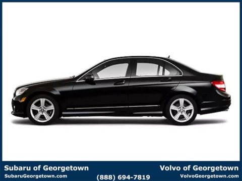 Pre-Owned 2010 Mercedes-Benz C-Class  AWD
