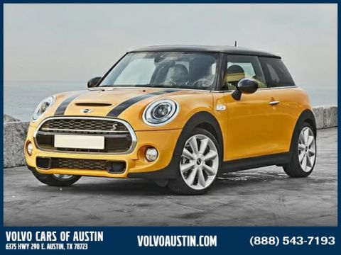 Pre-Owned 2014 MINI Hardtop Cooper S Front Wheel Drive Hatchback