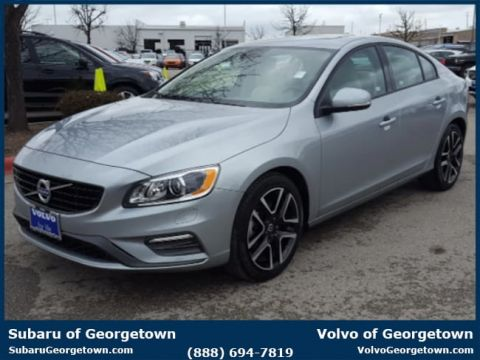 Pre-Owned 2017 Volvo S60 T5 FWD Dynamic Front-wheel Drive Sedan