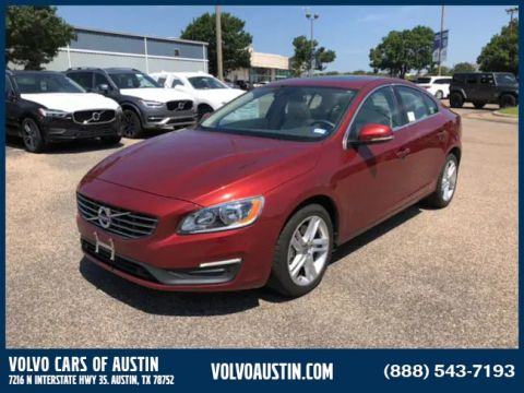 Pre-Owned 2014 Volvo S60 T5 Front-wheel Drive Sedan