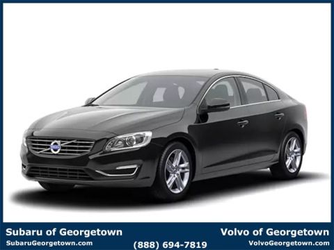 Certified Pre-Owned 2015 Volvo S60 T5 Premier AWD