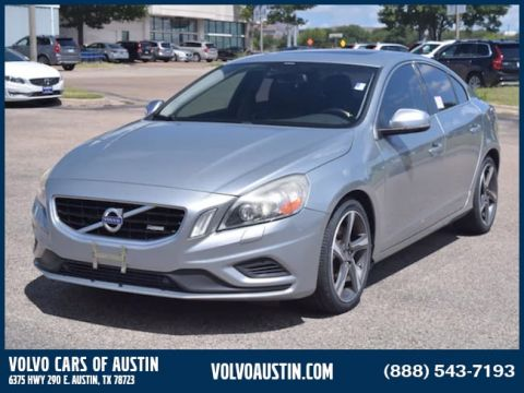 Certified Pre-Owned 2013 Volvo S60 T6 AWD