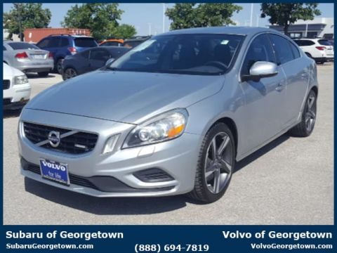 Pre-Owned 2013 Volvo S60 T6 AWD