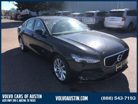 Pre-Owned 2017 Volvo S90 T6 AWD Momentum AWD
